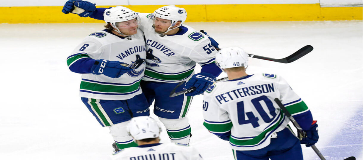 Hockey Prop Bets Available At Realbookies