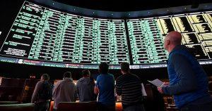 nfl gambling sports book