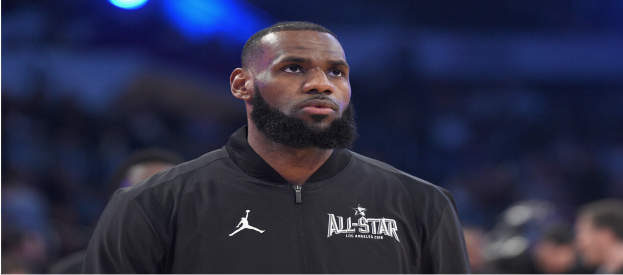 LeBron James Already Busy Off The Court In Hollywood