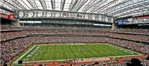 NRG Stadium in Texas