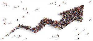 Growing Customer Base, Upward Movement