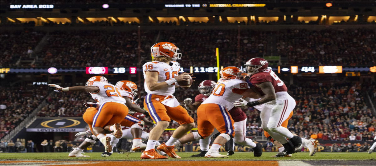 Make More Money on College Football With Pay Per Head