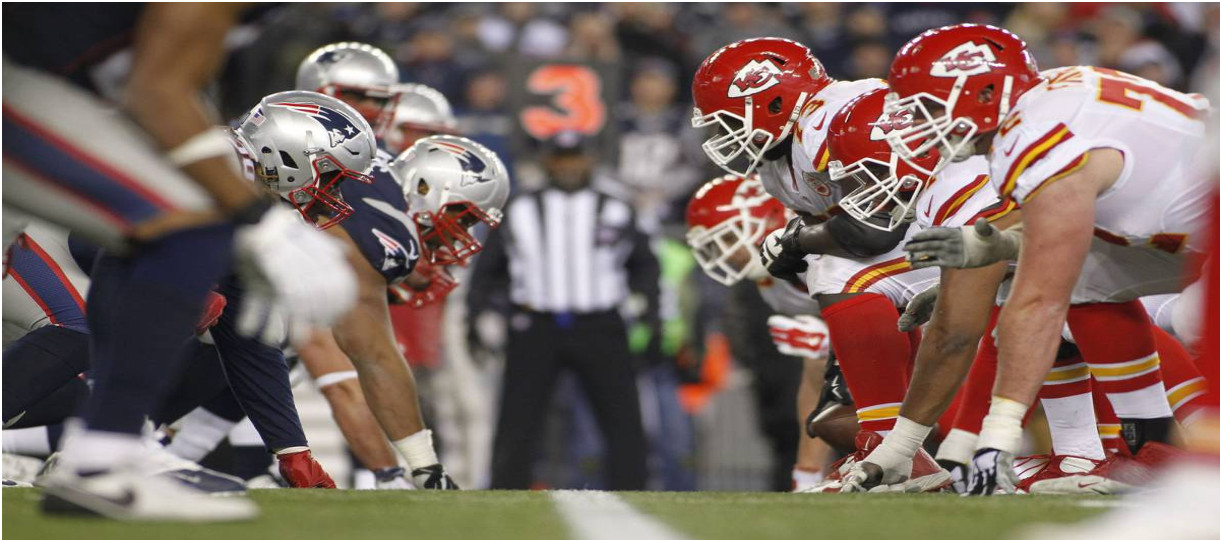 Kansas City Chiefs at New England Patriots Betting Preview