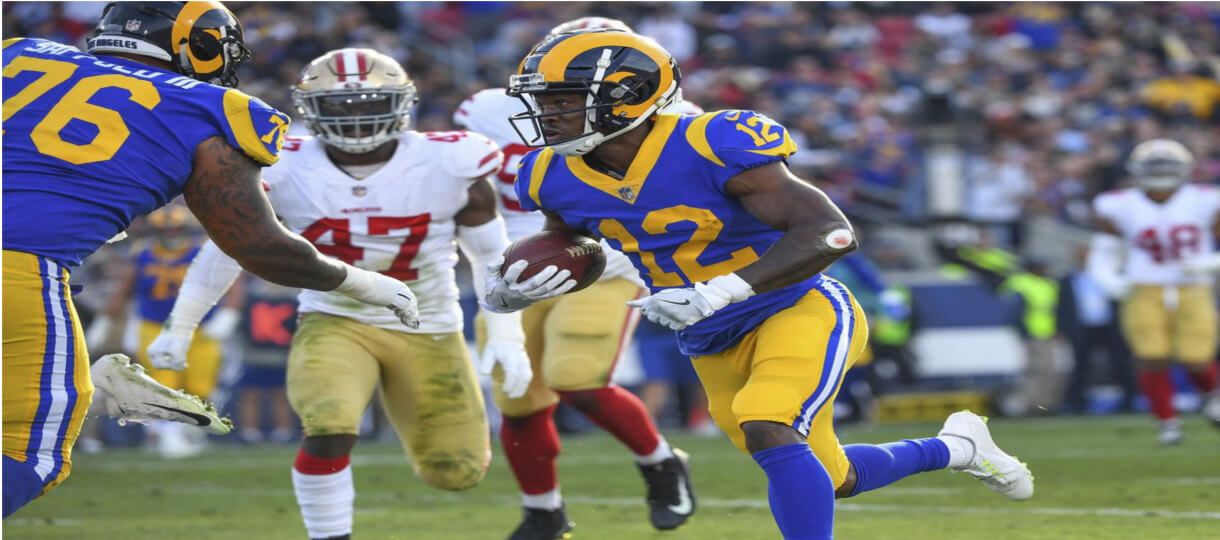 Los Angeles Rams at San Francisco 49ers Betting Preview