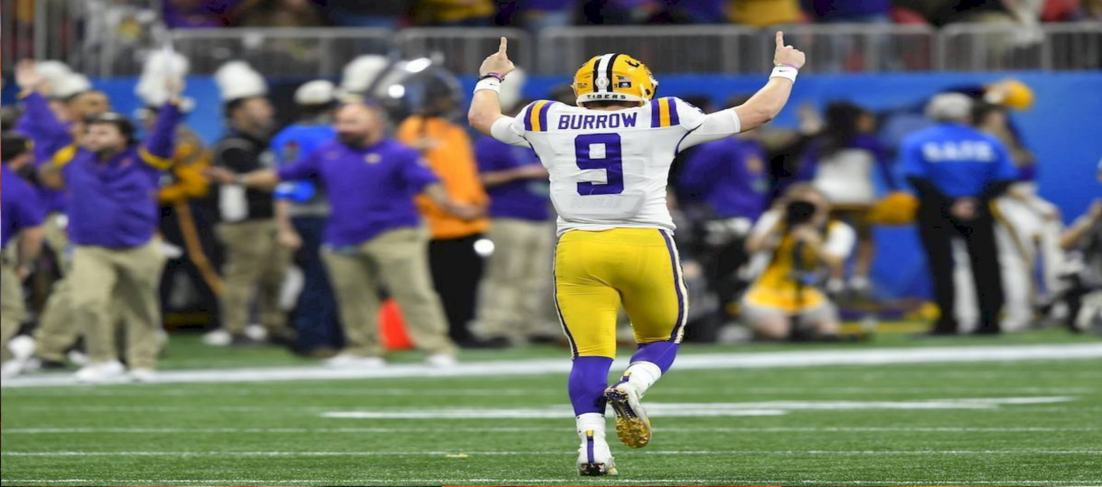 Betting Excitement for The 2020 NFL Draft Continues to Build