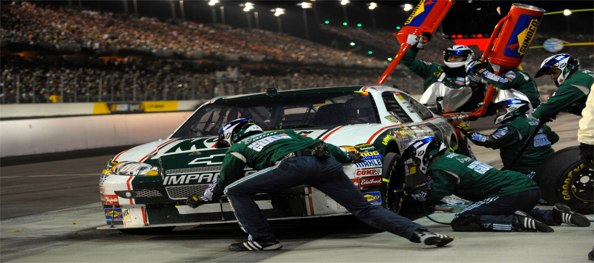 Build Excitement for NASCAR's Return With Pay Per Head